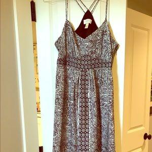 Loft Maxi Dress Size 6